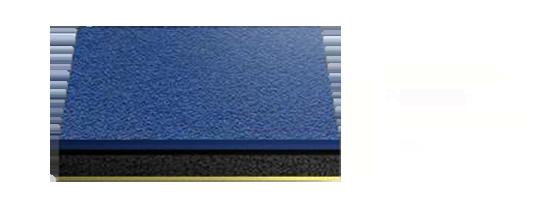Теннисное покрытие Хард на резиновой подложке Regupol