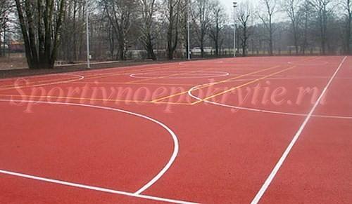 спортивное резиновое покрытие  МО, Балашиха