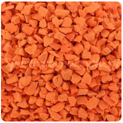 EPDM гранулы оранжевые