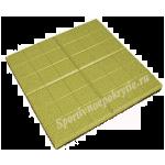 плитка из резиновой крошки модель сетка