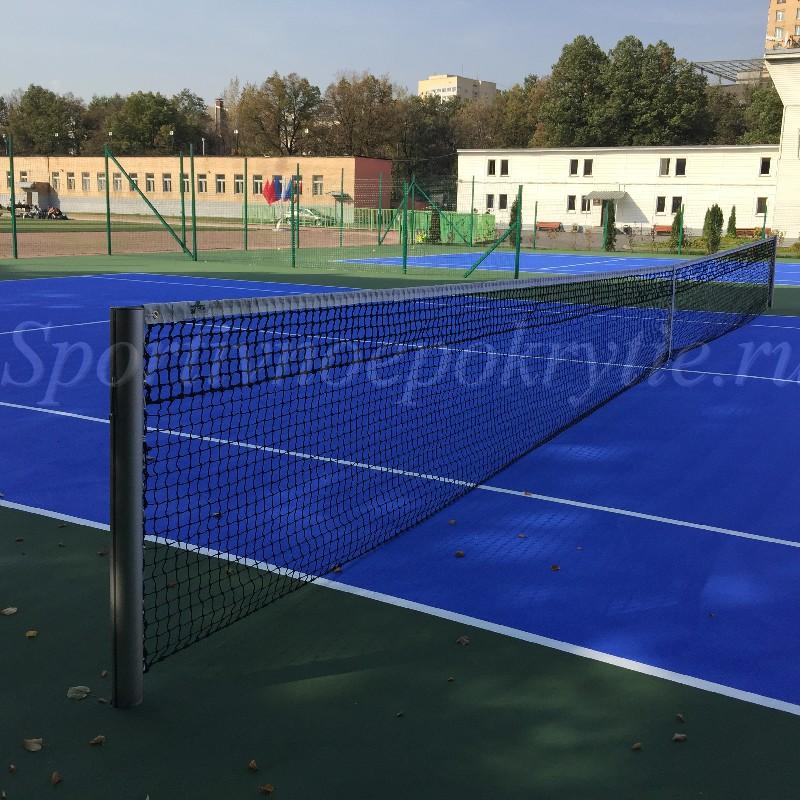"""Теннисные корты с покрытием Хард на стадионе """"Буревестник"""""""