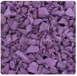 EPDM гранулы фиолетовые
