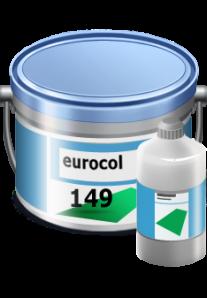 полиуретановый двухкомпонентный клей для искусственной травы 149 Evromix PU Sport