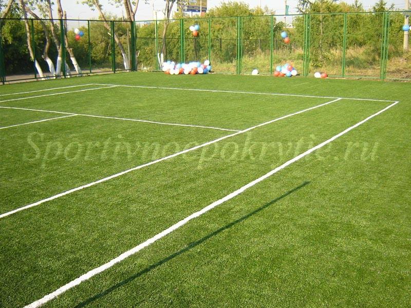 спортивное покрытие - искусственная трава МО, Красногорск