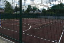 Спортивная площадка в г. Голицино